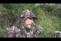 Охотник в камуфляже