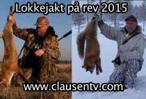 Охотник держит убитого лиса