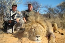 Охотники на львов