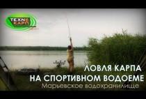 Рыбак забрасывает удочку
