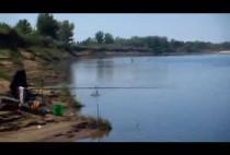 Донки на берегу реки Ахтуба