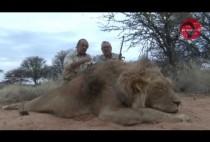 Испанские охотники на львов