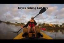Рыбак на каяке