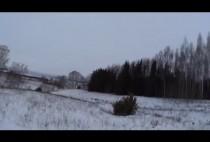 Заснеженное поле