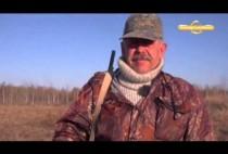 Охотник в Сибири