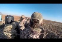 Американские охотники на гусей