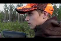 Шведский охотник на косуль