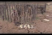 Охотники позируют с трофеями