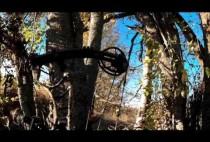 Финский охотник с луком