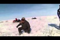 Казахские охотники на волков