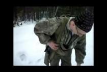 Охотник с рябчиком