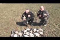 Охотники на гусей из России