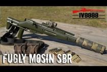 Апгрейд винтовки Мосина