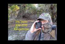 Охотник с монокуляром