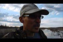 Охотник на бобров из Канады