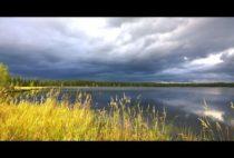 Водоем в Финляндии