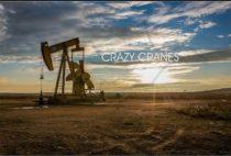Нефтяная вышка в Техасе