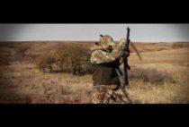 Охотник с дробовиком