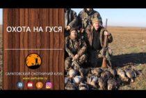 Охотники на гусей