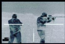 Охотники на охоте