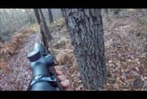 Охотник на номере