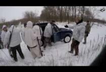 Украинские охотники на волка