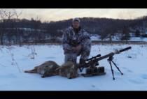 Охотник с волками